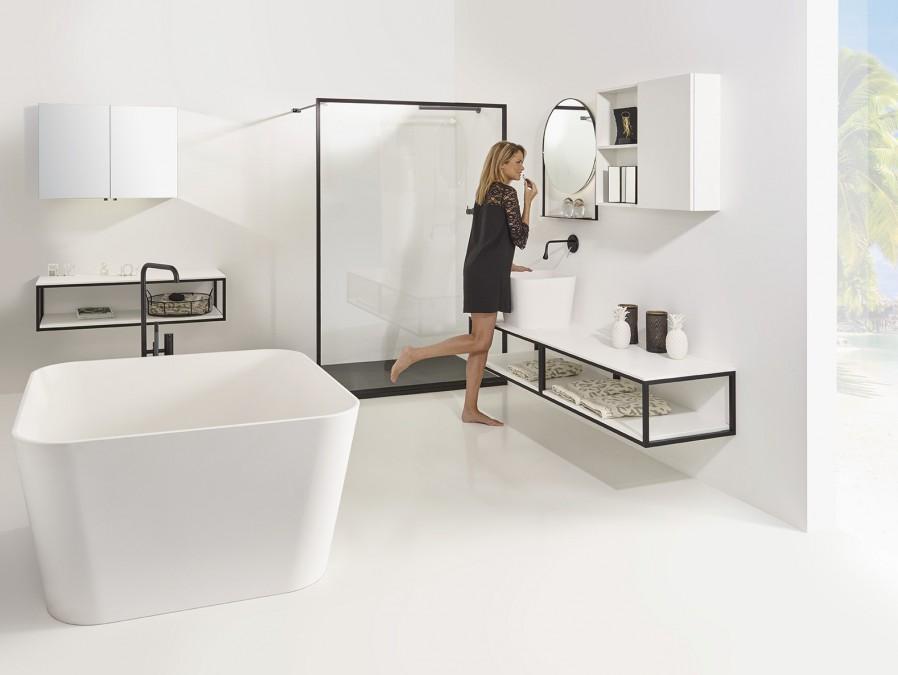 Detremmerie no limit badkamer kasten te koop bij offerte aanvraag